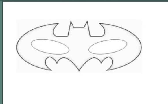 antifaces de superheroes para imprimir sencillos