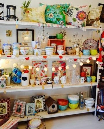 como decorar una tienda de regalos hogar