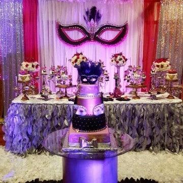 decoracion de carnaval para fiestas grandes