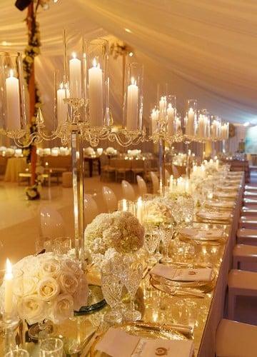 decoracion de salon para casamiento clasica