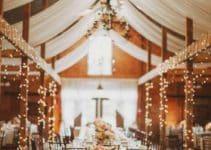 Tendencias en la decoracion de salon para casamiento