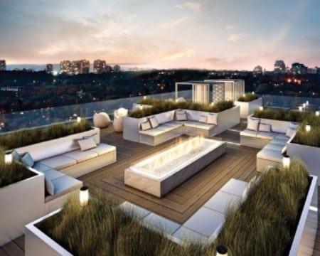 Ideas para una decoracion de terrazas modernas centros for Decoracion terrazas modernas