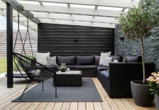 Ideas para una decoracion de terrazas modernas centros for Terrazas 2018 decoracion