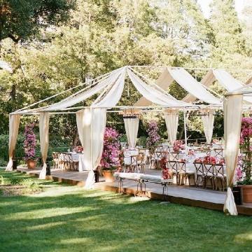 decoraciones de bodas en casa campestre