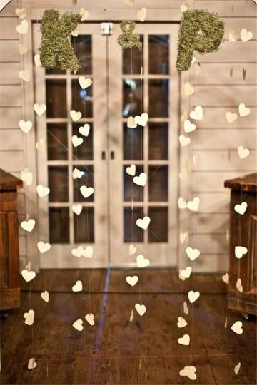 decoraciones de bodas en casa pequeñas