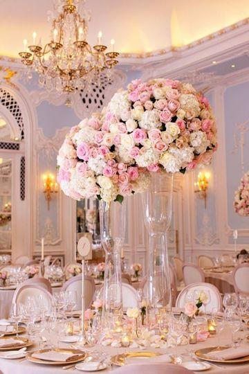 imagenes de arreglos florales para boda