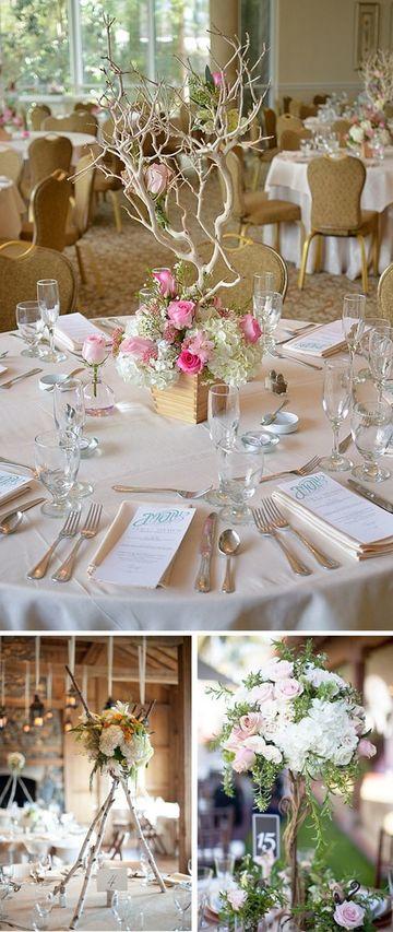 adornos para boda en salon fiesta