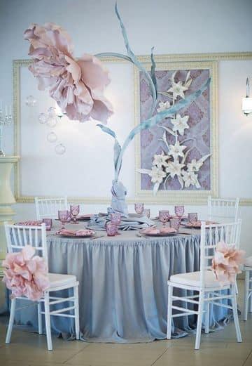 adornos para boda en salon
