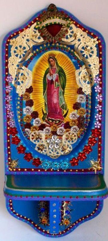 Arreglos Y Adornos Para La Virgen De Guadalupe