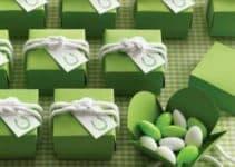 Bonitas y originales cajitas para mesa de dulces