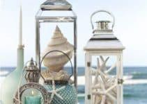 Hermosos adornos para crear centros de mesa de mar