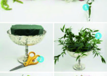 Instrucciones de como hacer arreglos florales para bodas