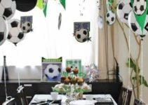 Ideas para decorar una fiesta tematica de futbol infantil