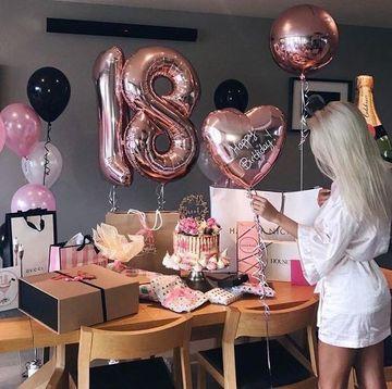 ideas para fiesta de 18 años mujer