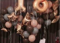 Algunos adornos e ideas para fiesta de 18 años mujer