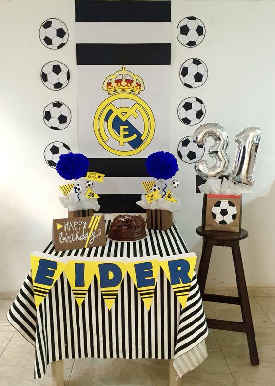 imagenes de cumpleaños de futbol para hombres