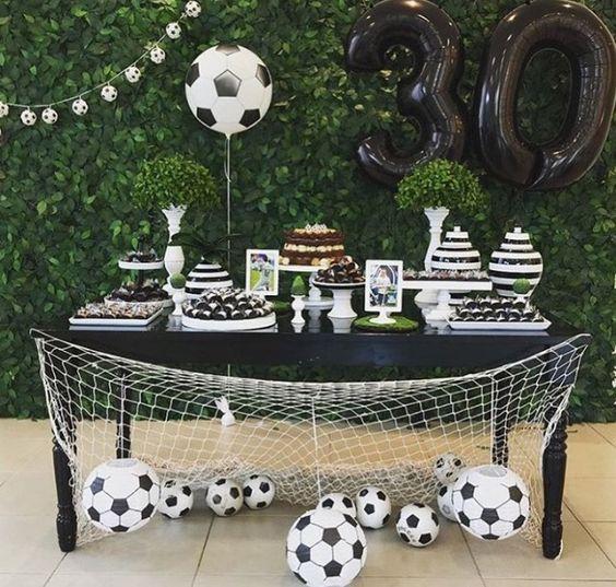 imagenes de cumpleaños de futbol