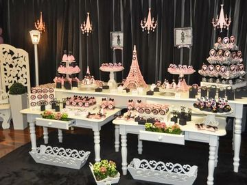 mesas de dulces para eventos tematicos
