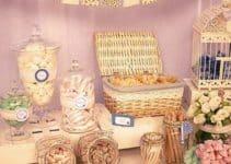 Creaciones de mesas de dulces para eventos de todo tipo