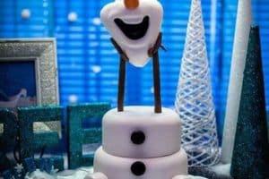 Diversos y creativos modelos de tortas de frozen