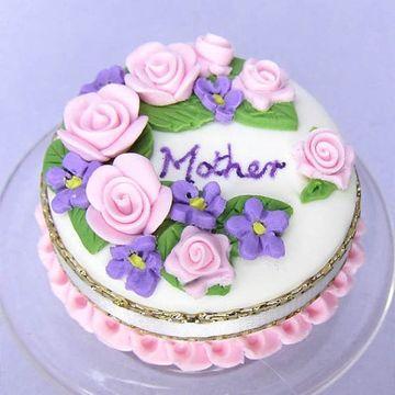 pasteles para el 10 de mayo para mama)