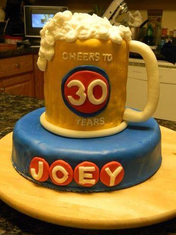 tortas decoradas para adultos hombre de 30 años