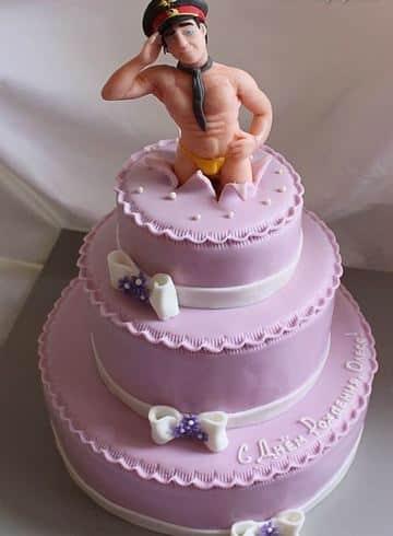 tortas decoradas para adultos para mujeres