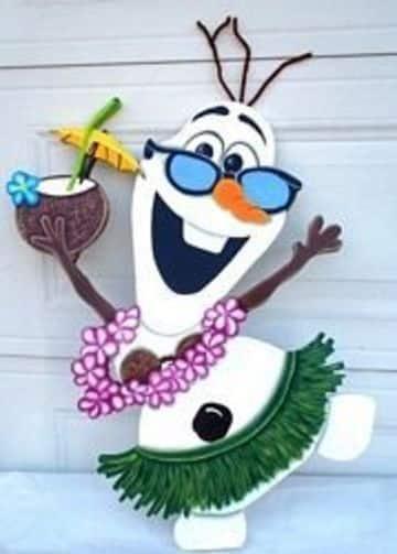 adornos hawaianos para fiesta infantil