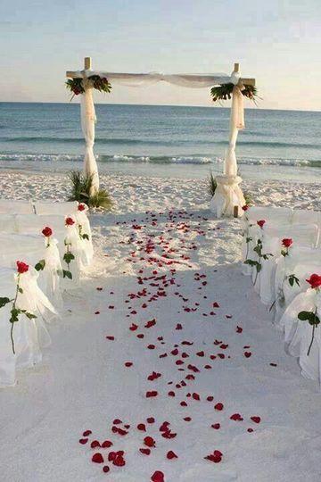bodas sencillas en la playa economica