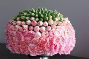 Ideas para crear centros de mesa florales modernos