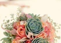 Hermosos y unicos centros de mesa florales para boda