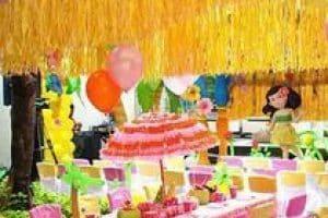 Ideas para adornar un cumpleaños hawaiano infantil
