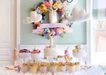 Sutiles y hermosas fiestas tematicas de unicornios