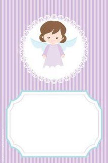 imagenes de bautizo para niña para tarjetas