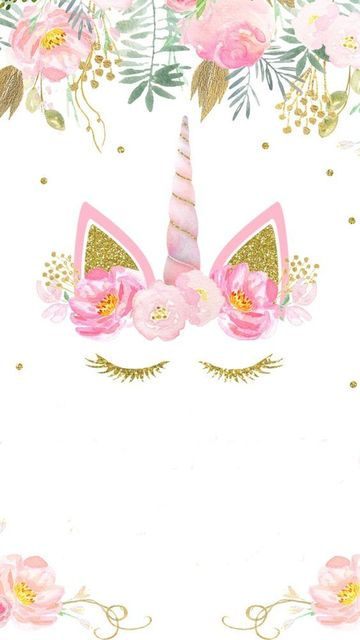 imagenes de unicornios infantiles para invitaciones