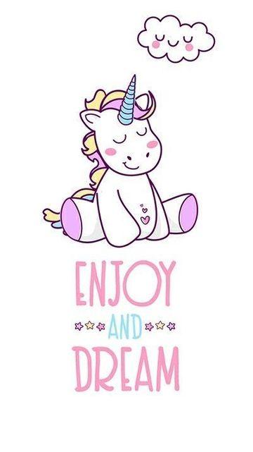 imagenes de unicornios infantiles para tarjetas