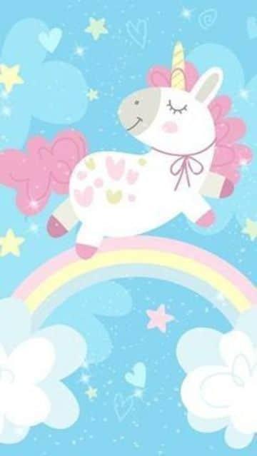 imagenes de unicornios infantiles tiernos