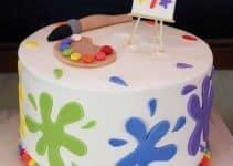 Ideas originales de tortas para niñas de 7 años