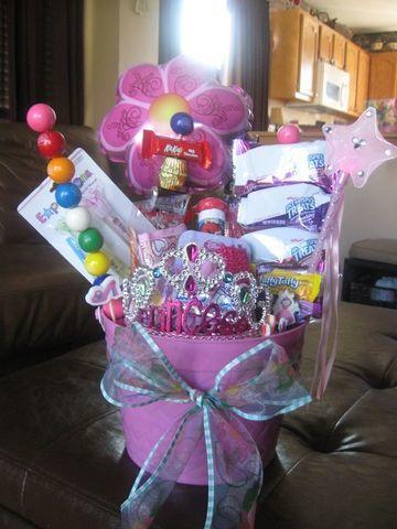 arreglos de cumpleaños para niñas de princesa