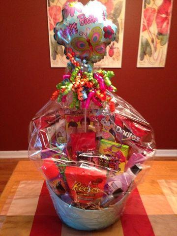 arreglos de cumpleaños para niñas de sorpresa