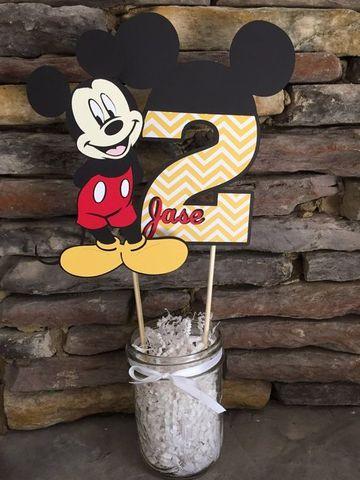 arreglos de mickey mouse sencillo