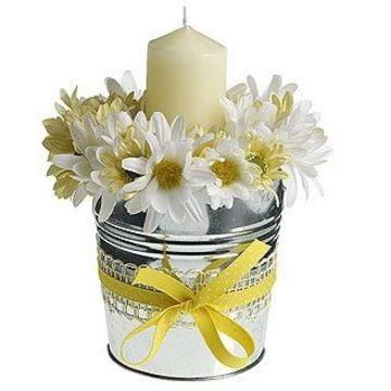arreglos florales para comunion sencillos y bonitos