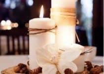 Diversos arreglos para boda economicos para exterior