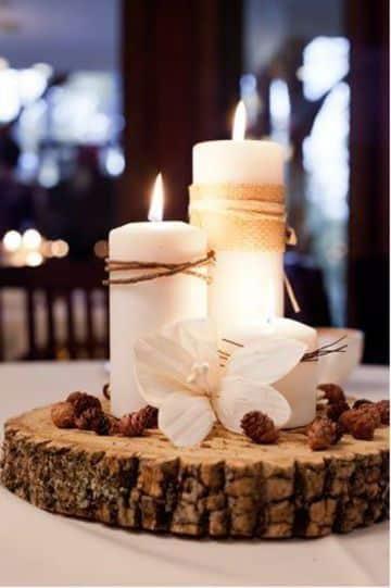arreglos para boda economicos y faciles