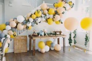 Divertidas ideas para festejar cumpleaños en casa