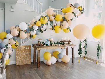 ideas para festejar cumpleaños en casa de dia