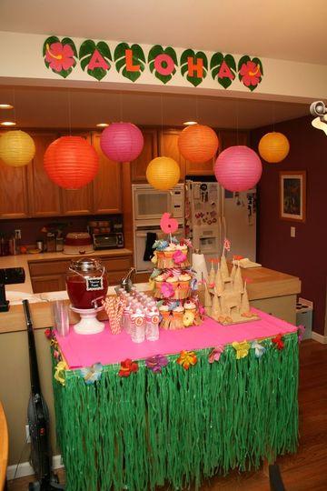 ideas para festejar cumpleaños en casa para niñas