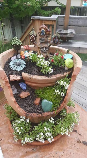 jardines japoneses en miniatura para el jardin