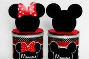 Ideas para crear originales latas decoradas para niños