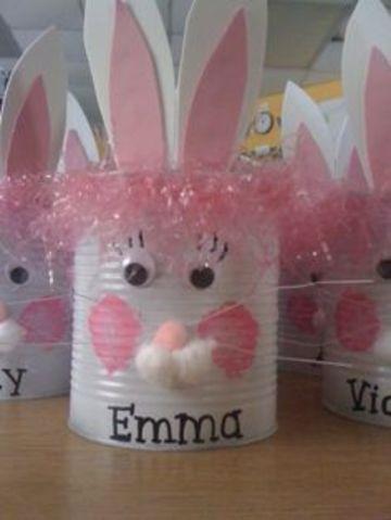 latas decoradas para niños personalizadas